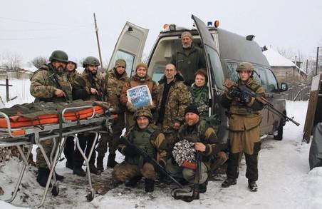 Сергій Жадан та Харківська школа архітектури збирають кошти для прифронтових медиків