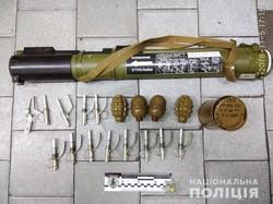 Пасажир харківського метро мав при собі боєприпаси (фото, відео)