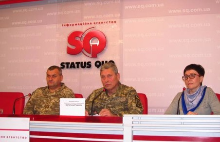 Харківські військкомати перетворять на терцентри комплектування