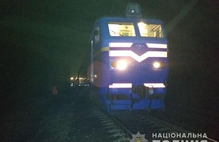 На Харківщині потягом смертельно травмовано чоловіка