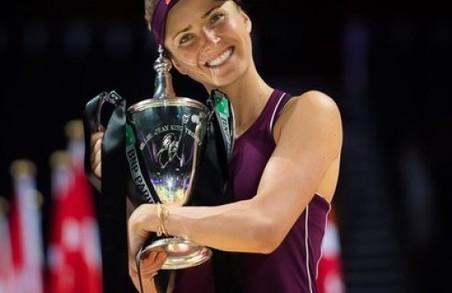 Харківська тенісистка визнана кращою спортсменкою місяця