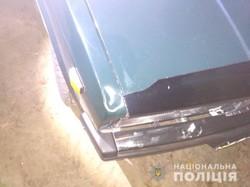 Поліцейські розшукали водія, який збив підлітка та покинув місце аварії