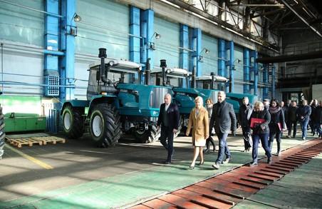 Світлична провела виїзний прийом громадян на ХТЗ (ФОТО)