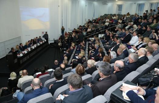 Комітет Верховної Ради України з питань охорони здоров'я провів виїзне засідання у Харкові
