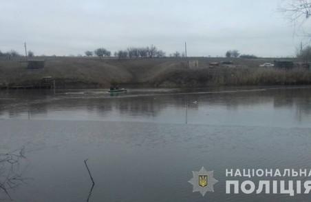 На Харківщині пiд час риболовлi потонув літній чоловік