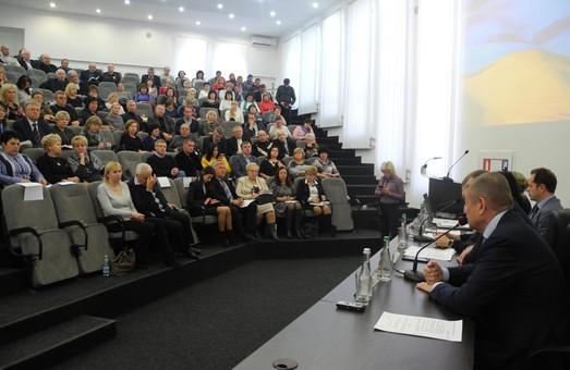 На Харківщині обговорили наступні етапи впровадження медичної реформи