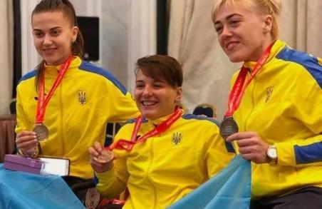 Євгенія Бреус успішно виступила на Кубку світу з фехтування на візках
