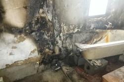 У Безлюдівці під час пожежі в приватній оселі врятовано дитину
