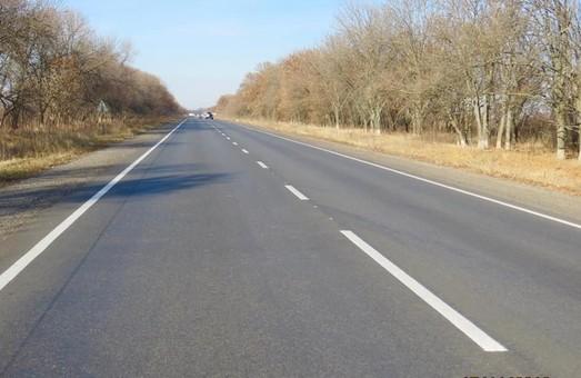 Світлична показала як тепер виглядає дорога М-03 (фото)