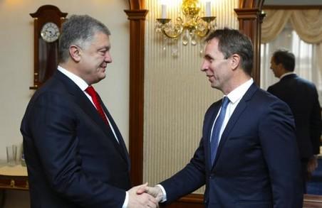 Повернення Wizz Air в Україну характеризує зміни в країні за останні чотири роки - Порошенко