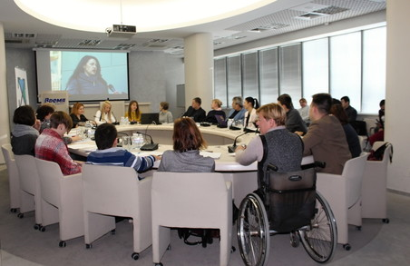 В Харкові була обговорена проблема доступності міського простору