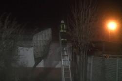 В Харкові загорілося кафе (відео)