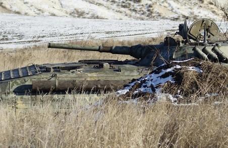 На Донбасі загинув один український військовий