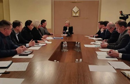 Світлична провела особистий прийом громадян та поспілкувалася з колективом НТК «Інститут монокристалів»
