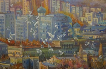 Дніпровський художній музей запрошує на виставку «Моя осінь-весна»