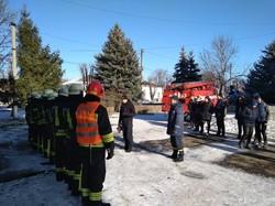 На Дніпропетровщині рятувальники провели тактико-спеціальні навчання (ФОТО, ВІДЕО)