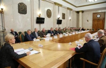 Світлична: Головне наше завдання – це гарантування безпеки та миру на території Харківшини