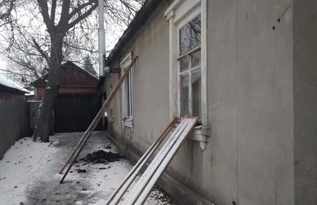 У Харкові порушення правил пожежної безпеки призвело до пожежі, де постраждав чоловік (ФОТО)