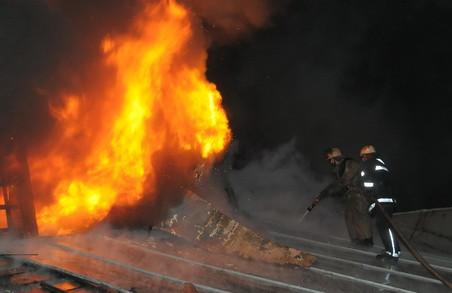 139 мешканців Харківської області загинули внаслідок пожеж та загорянь