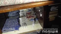 В Харкові правоохоронці вилучили в чоловіка гранату та наркотики