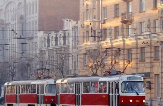 У Харкові відбулися певні зміні в курсуванні трамваїв