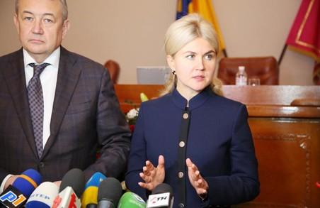 Дороги, школи, соціальна сфера: Світлична розповіла, що заплановано на Харківщині за 2019 рік