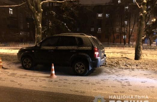 В Харкові водій іномарки збив двох перехожих