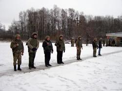 На Харківщині стартували збори територіальної оборони (фото)