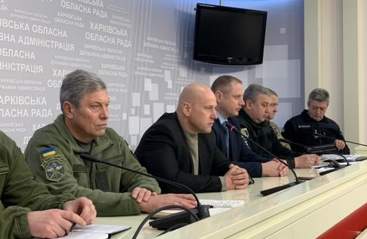 На Харківщині вистачить сховищ, щоб прихистити 2,8 млн осіб
