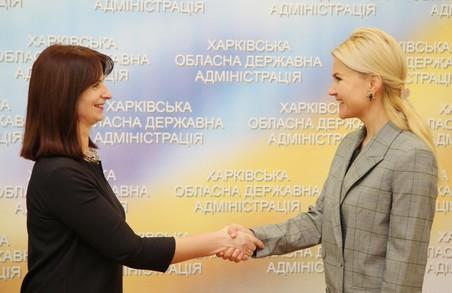 Голова ХОДА Світлична та посол Албанії Курета обговорили перспективні напрямки співробітництва