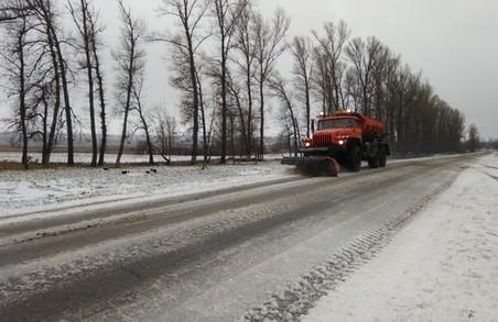 Проїзд автошляхами Харківщини забезпечено – САД