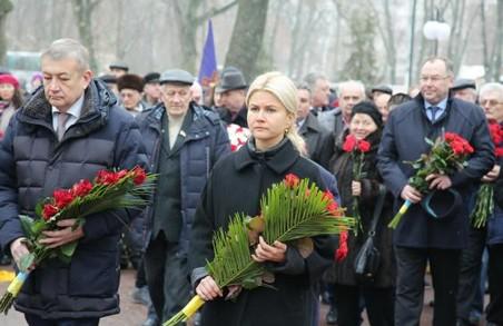 На Харківщині вшанували учасників ліквідації наслідків аварії на Чорнобильській АЕС