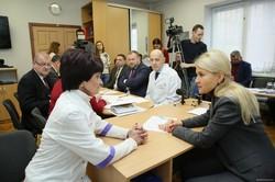 Світлична провела особистий прийом громадян в обласній дитячій лікарні