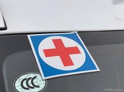 Медичним закладам Первомайського району оновлюють автопарк
