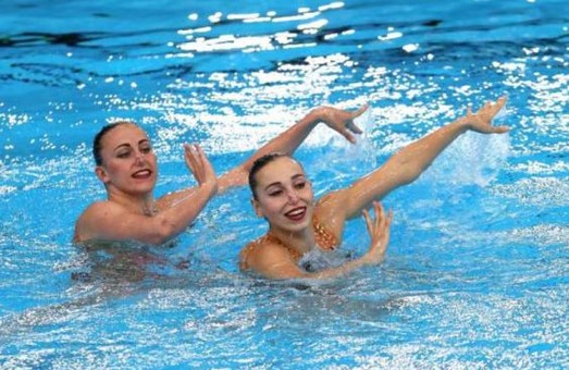 Світлична привітала харківських пловчинь з отриманням престижних нагород FINA