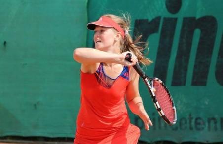 Харківська тенісистка Анастасія Шошина виграла турнір ITF у Каїрі