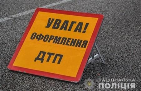 За минулу добу у Харкові та області сталося 90 ДТП