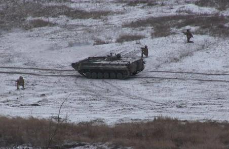 На Донбасі противник не проявляв вогневої активності