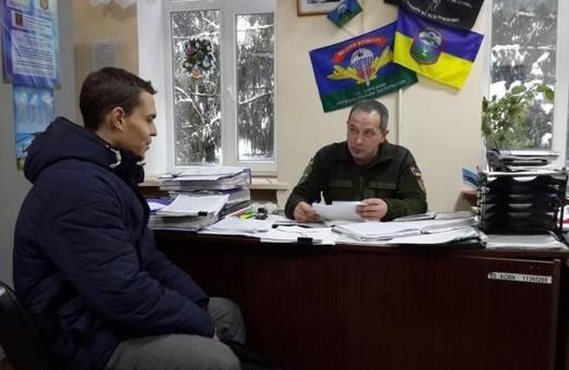 В грудні 170 мешканців Харківщини підписали контракт з ЗСУ