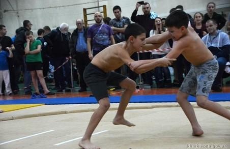 Харків'яни здобули перемогу на міжнародному турнірі з боїв сумо (фото)