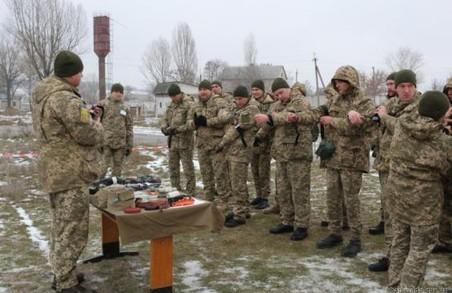 На Харківщині у військових зборах взяли участь понад 3500 військовозобов'язаних