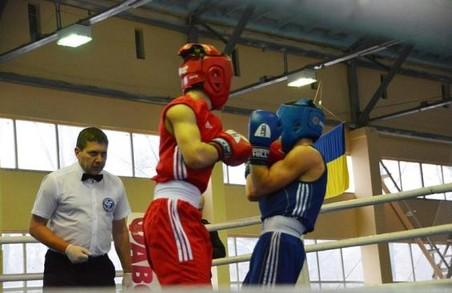 Харків'яни здобули медалі всеукраїнського турніру з боксу