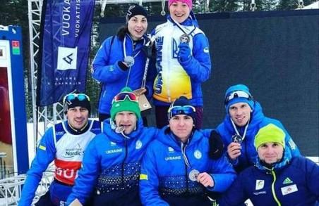Харківські паралімпійці здобули 10 медалей в Фінляндії