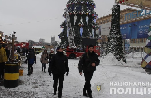 На Харківщині під масових заходів не зафіксовано грубих правопорушень