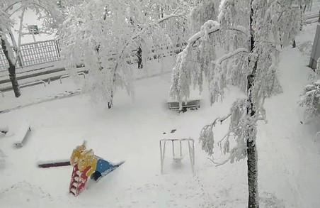 Харківська область до погіршення погодних умов готова