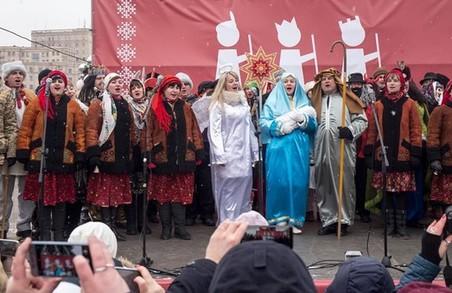 30 міст та сіл України та 5 країн приєдналися до акції одночасного виконання колядки «Нова радість стала»