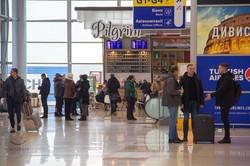 Міжнародний трафік в аеропорту Ярославського у Харкові виріс у грудні на 37%