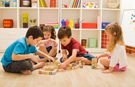 На Харківщині зменшується дефіцит місць в дитячих садках