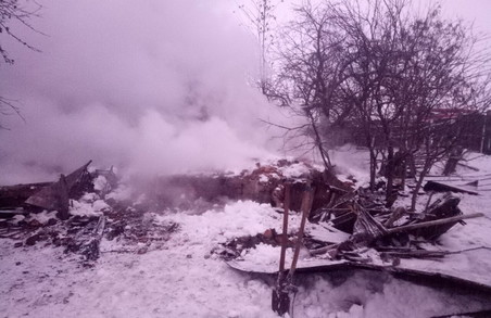 На Харківщині несправне пічне опалення призвело до смерті людини