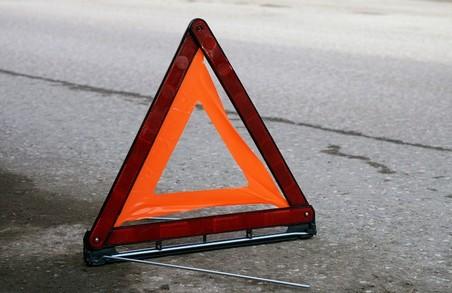 За минуло добу на Харківщині внаслідок ДТП постраждали дві людини